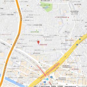 テラスハウス東京編のイン・ザ・シティの場所が遂に判明!賃貸料が驚愕の値段だった