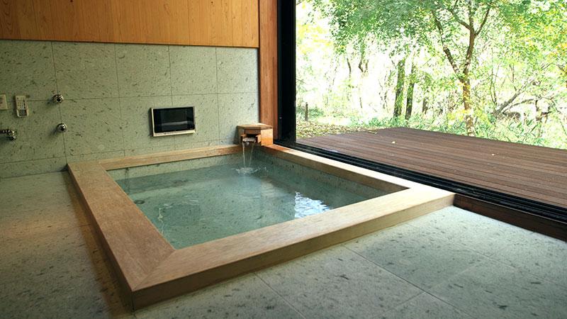 テラスハウス軽井沢お風呂